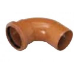 90 Degree Bend 110mm Single Socket