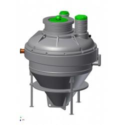 Conder ASP 6 HDPE Sewage Treatment Plant