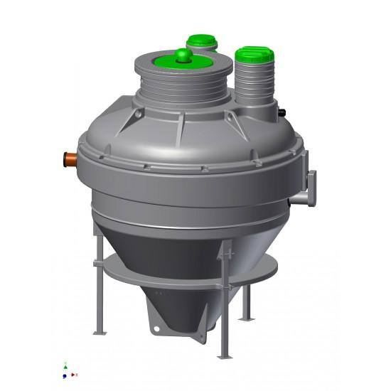 Conder ASP 12 HDPE Sewage Treatment Plant