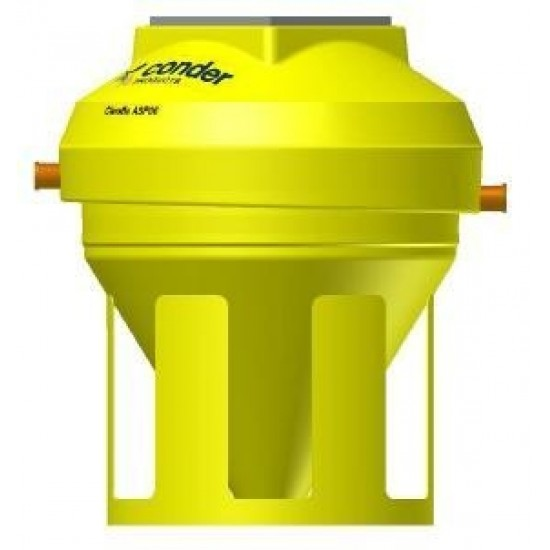 Conder ASP 8 Sewage Treatment Plant