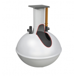Clearwater Alpha Septic Tank 3800 12 population