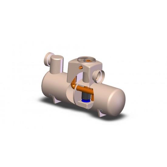 Klargester NSBE015 Bypass Oil Separator 8335 m2