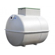 Tricel Low Profile Septic Tank 3800L 10 Person