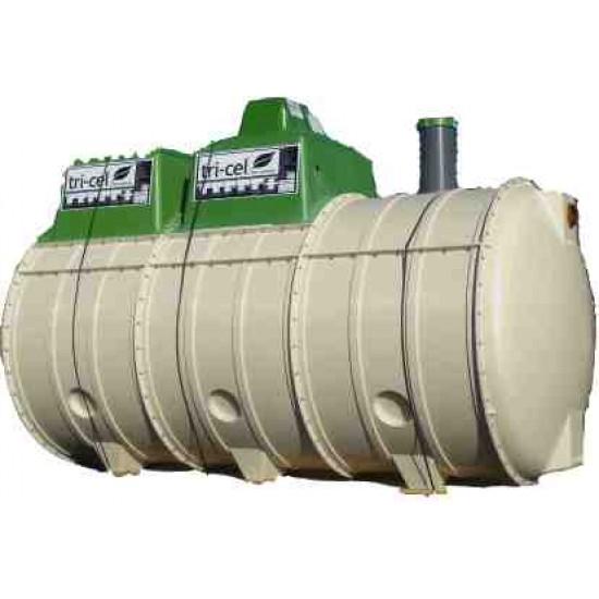 Tricel UK18 Novo Sewage Treatment Plant