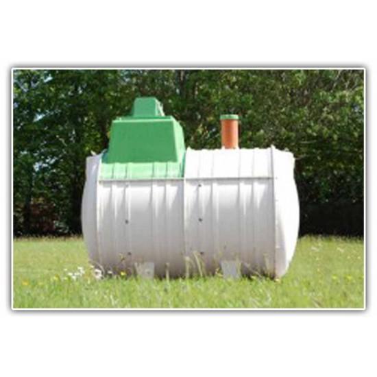 Tricel UK8 Novo Sewage Treatment Plant