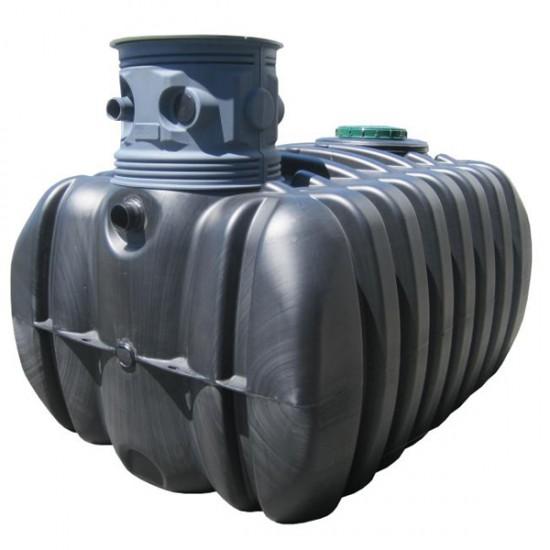 Tricel Vento UK20 Super Low Profile Septic Tank 5000L
