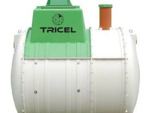 Tricel Sewage Treatment Plant Installation