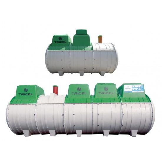 Tricel UK42 Novo Sewage Treatment Plant