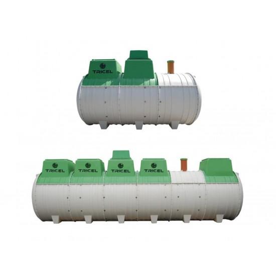 Tricel UK50 Novo Sewage Treatment Plant