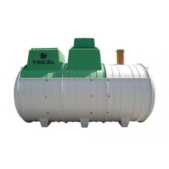 Tricel UK12 Novo Sewage Treatment Plant