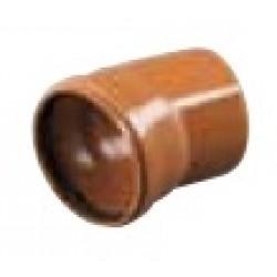 15 Degree Bend 110mm Single Socket