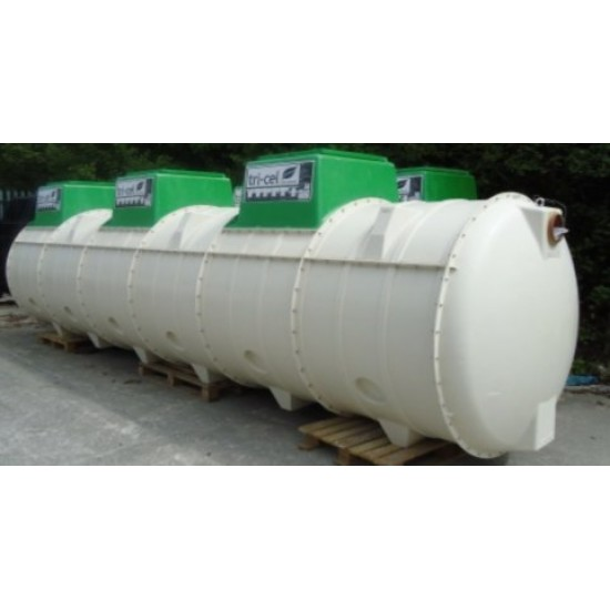 Tricel UK30 Novo Sewage Treatment Plant