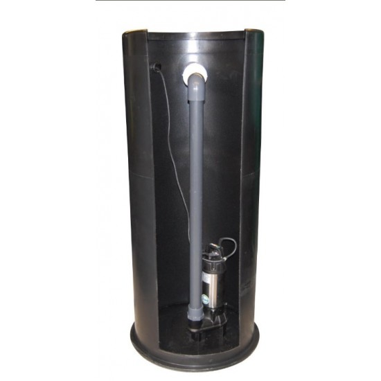 Micro Sewage Pumping Station 600 Litres