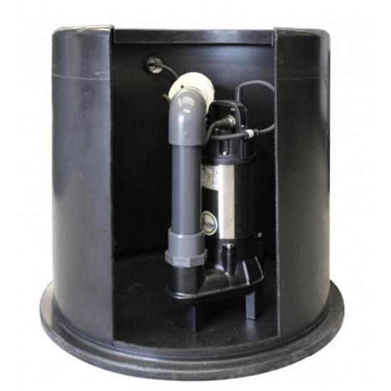 Micro Sewage Pumping Station 200 Litres
