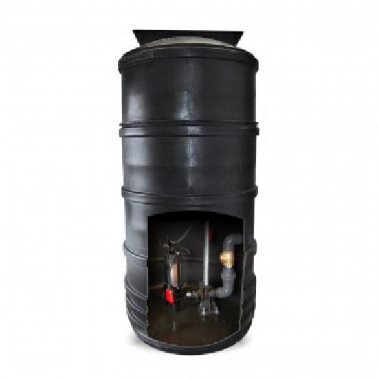 Maxi Single Pump Sewage Pumping Station 2800L