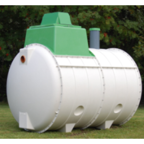 Tricel P6 Sewage Treatment Plant