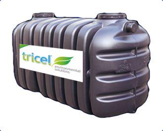 Epurbloc septic tank